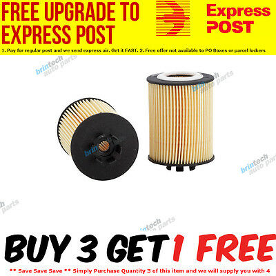 Oil Filter May 2005-on-For HOLDEN COMBO VAN-XC Petrol 4 1.4L Z14XEP [JC[X8] F