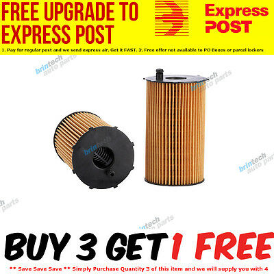 Oil Filter May|2011 - on - For FORD TERRITORY - SZ 2WD Turbo Diesel V6 2.7L 2 F