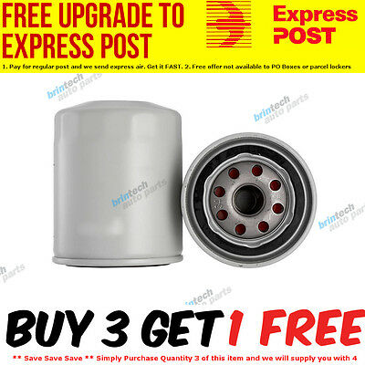 Oil Filter 2005 - For HOLDEN RODEO - RA Turbo Diesel 4 3.0L 4JH1TC [KN] F