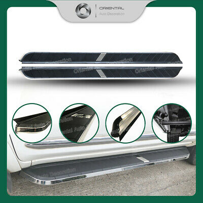 Black Aluminum Side Steps/Running Board For Ford Territory all model