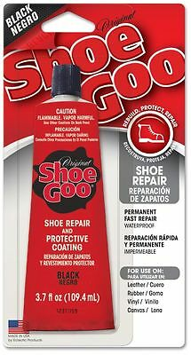 Eclectic Products 110212 3.7 oz. Shoe Goo Adhesive, Black