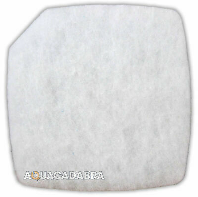 GENERIC EHEIM PROFESSIONAL 3e COMPATIBLE POLY FLOSS PAD REPLACEMENT FILTER MEDIA • EUR 5,42