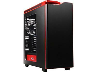NEW NZXT H440 STEEL Mid Tower Case. Next Generation 5.25-less Design. Include 4