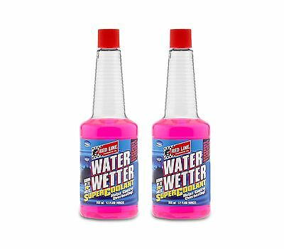Red Line Water Wetter Super Engine Coolant Twin Pack