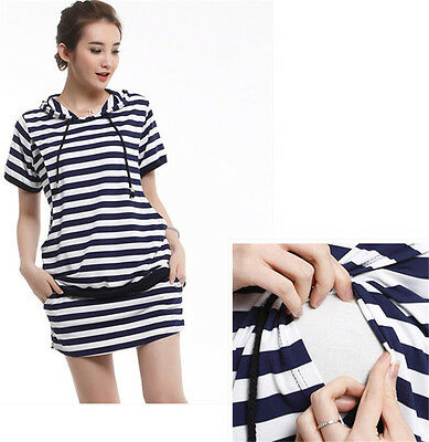 New Fashion Maternity Nursing Clothes Pregnant Woman Tops Blouse