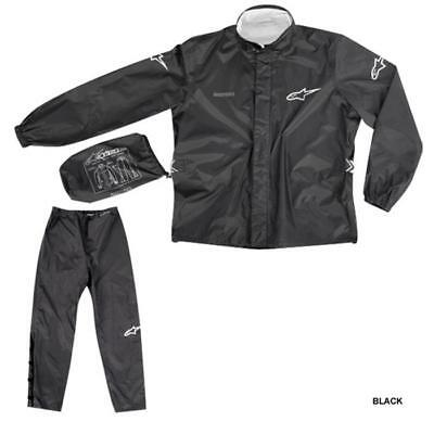 Alpinestars Quick Seal Out - ALL-WEATHER Riding - Jacke und Hose - schwarz