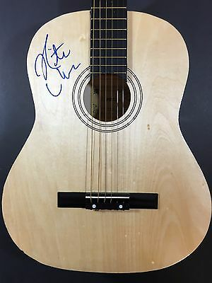 Keith Urban Signed Autographed Guitar Acoustic Music Country Cma Coa Rare