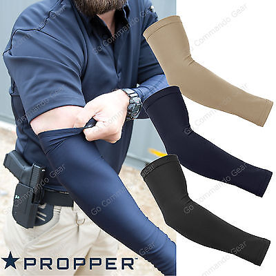 Propper Cover Up Arm Sleeves - Moisture Wicking Material