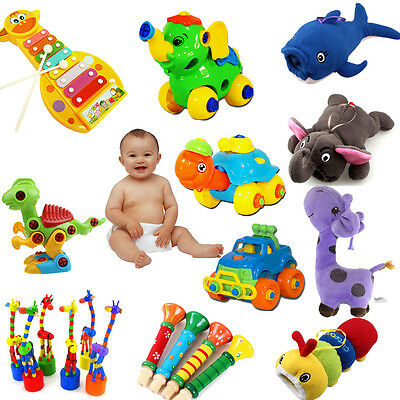 Fashion Disassembly Toy Gift Baby Kids Intellectual Developmental Educational