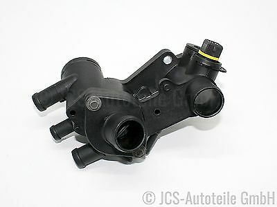 Thermostatgehäuse + Thermostat + Sensor VW/Skoda (032 121 111N) TOP NEU