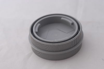 Original Leica R Two sides Rear Lens Cap in Ext+ Condition