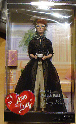 Barbie I Love LUCY Doll L.A. AT LAST DOLL Episode 114 (2002) NRFB xb900