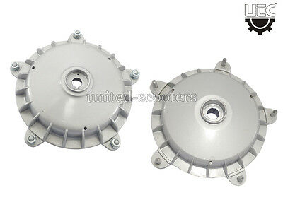 VESPA VLB 10 Inches FRONT AND REAR HUB BRAKE DRUM NEW V2215