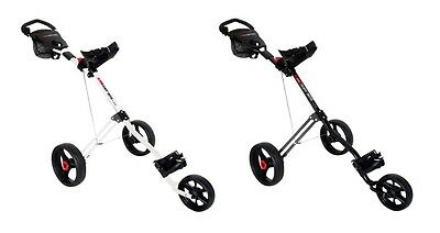 Masters 5 Series 3 Wheel Push Trolley (Choice Of Colours)