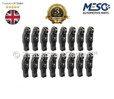 A Set Of 16 Rocker Arm Follower For Ford Transit Mk7 2.2 Or 2.4 Tdci 2006 Onward