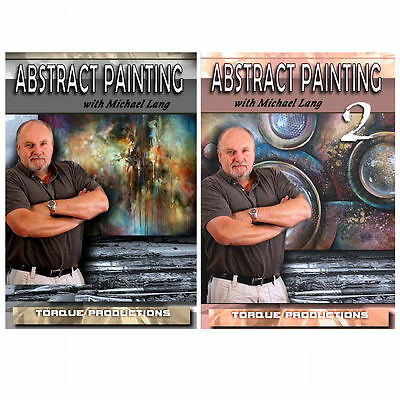 Painting Instruction DVDs set by Mix Lang   apap2