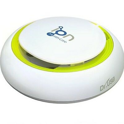 Korean Portable Mini Air Purifier Cleaner Ionizer Fresh Anti-Virus Home Plasma