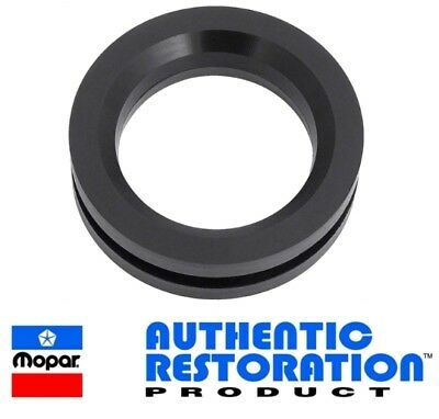 Mopar Chrysler  Dodge Plymouth Fuel Filler Neck Grommet- tank to fill tube- NEW