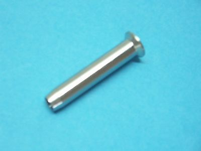 """Stainless Steel Stemball Swage for Metal Posts, 1/8"""" Cable Railing (Min 4 pcs)"""