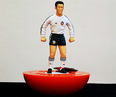 OFFICIAL VALENCIA CF Subbuteo X-Large Limited Edition Soccer Football