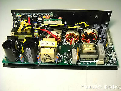 Used Cherokee International Rectifier Power Supply, QT6A1