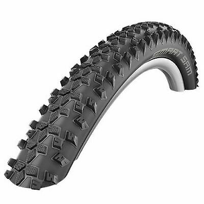 Schwalbe Smart Sam Plus Mountain Bike/MTB Tyre - 29 x 2.1 Inch - Wire Bead