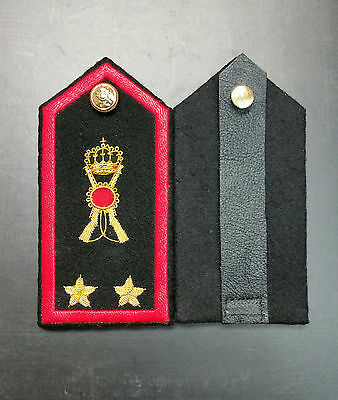 Italian Royal Army Infantry 1st Lt.  Shoulder Rank (reproduction)