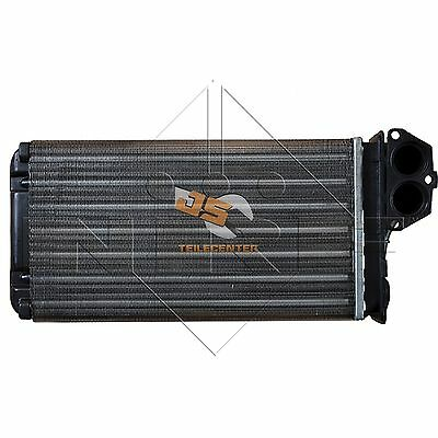 Heat Exchanger Heating Radiator Heater Citroen Xsara Picasso (N68), Peugeot 206