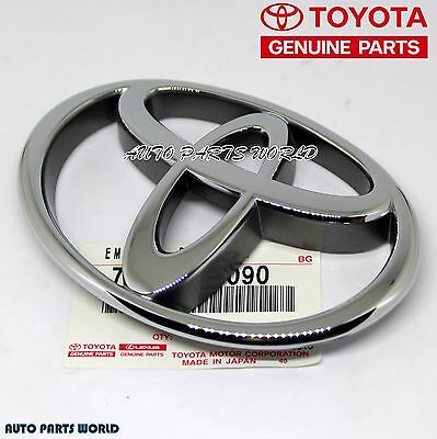 New Genuine Toyota 4Runner Tacoma Pickup T100 Front Grille Emblem 75311-35090