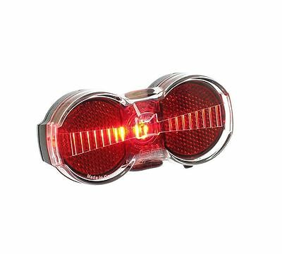Rear Light Busch /& Muller IXBACK senso Bike Bicycle Battery-powered LED Tail