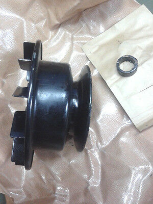 Ford GPW,Willys MB & WW2 Dodges generator AUTOLITE NOS pulley.For use or display