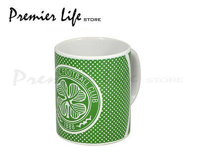 Celtic FC Mug - Latest Bullseye Design