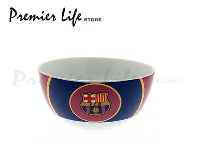 Barcelona FC Breakfast / Cereal  Bowl - Latest Bullseye Design