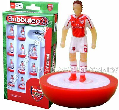 ARSENAL FC Official Product Football Soccer Figures Game Miniatures Toy