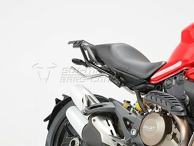 SW Motech Blaze Motorcycle Luggage Panniers - Ducati Monster 821 | 1200/S
