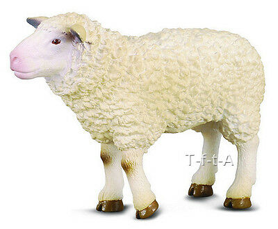 FREE SHIPPING | CollectA 88008 Sheep Farm and Nativity Animal - New in Package