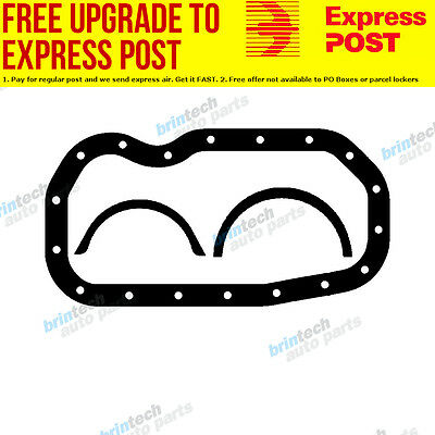 1988-1998 For Holden Rodeo TFR17 2WD 4ZE1 Isuzu Engine Oil Pan Sump Gasket J