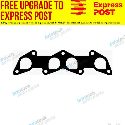 1986-08/1989 For Mazda 323 BW10 B6 Exhaust Manifold Gasket J