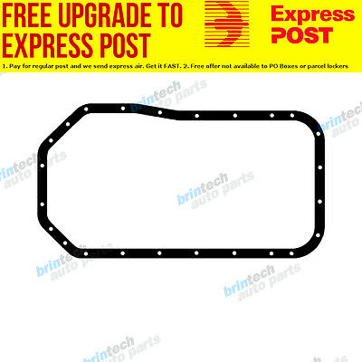 1990-1993 For Mitsubishi Pajero NH 4D56 4D56T Oil Pan Sump Gasket H