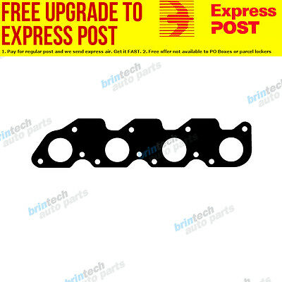 1988-1989 For Mitsubishi Triton MF 4G54 Astron Exhaust Manifold Gasket H