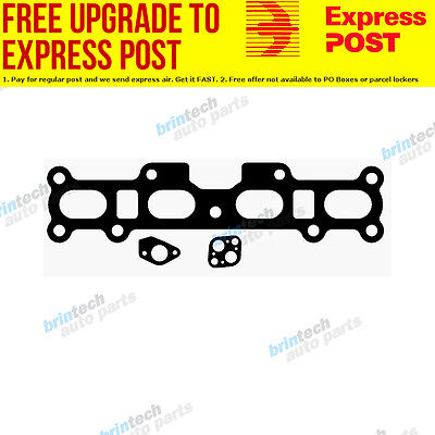 1989-1991 For Mazda 323 BG10 BP Exhaust Manifold Gasket 6