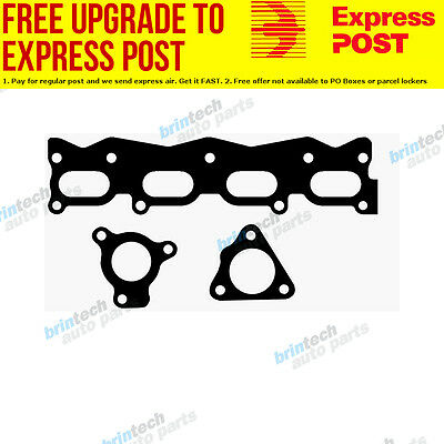 1991-1996 For Mazda 323 BG10 B6 Exhaust Manifold Gasket M