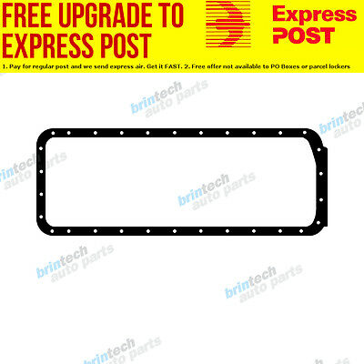 11/1984-1990 For Toyota Landcruiser HJ60 2H Oil Pan Sump Gasket J