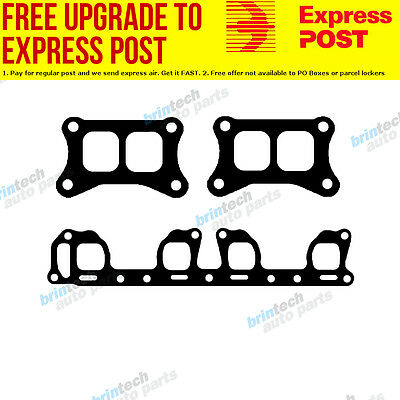 1988-1992 For Nissan Pathfinder WD21 Z24 Manifold Gasket Set