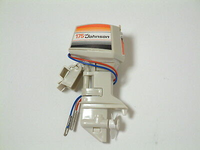 MITSUWA JOHNSON HIGH POWER OUTBOARD MOTOR Model Electric 3.0V TYPE A JAPAN