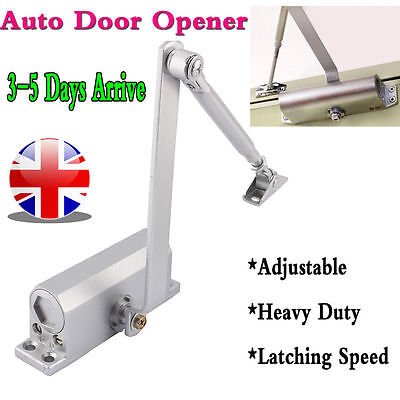 25 - 80KG Adjustable Overhead Door Opener Closer Heavy Duty FIRE RATED Closure
