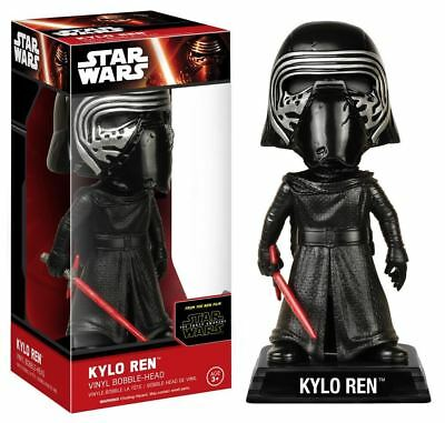 Star Wars VII: The Force Awakens Kylo Ren Wacky Wobbler Bobblehead