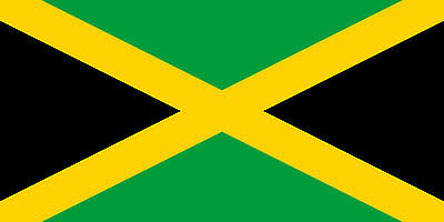Jamaica National Flag 5x3ft