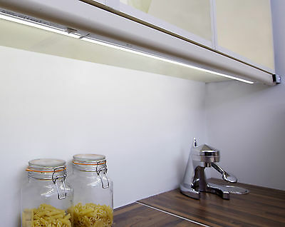 Led Link Light Kitchen Cabinet Strip 525Mm Under Cupboard Linkable Cool White