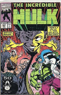 Marvel Comics The Incredible Hulk #387